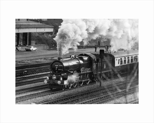 Steaming out of Paddington by Associated Newspapers