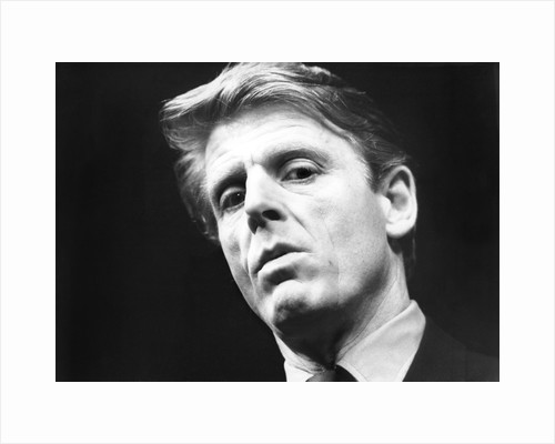 Edward Fox in classic pose by Associated Newspapers