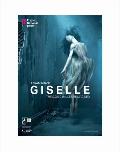 Akram Khan's Giselle by English National Ballet
