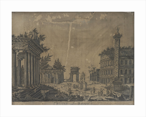 Ruins of Rome by Anonymous