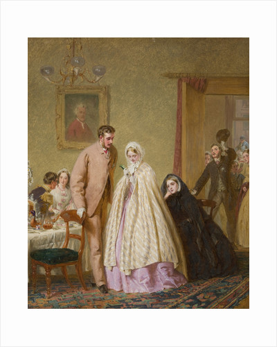 The Wedding Breakfast by George Elgar Hicks