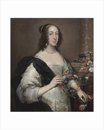 Elizabeth Wray, Baroness Norris by John Hayls