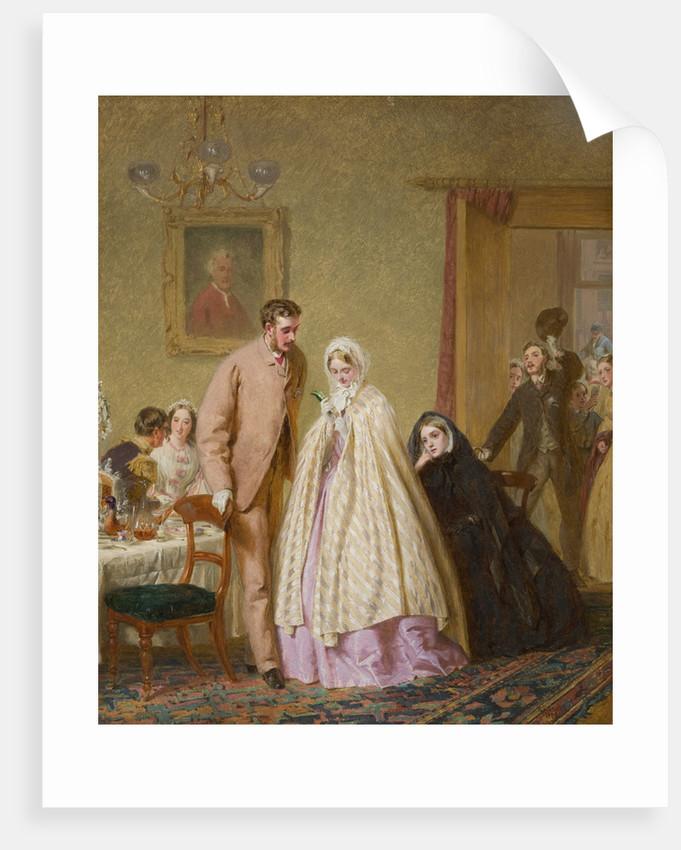 The Wedding Breakfast by George Elgar Hicks