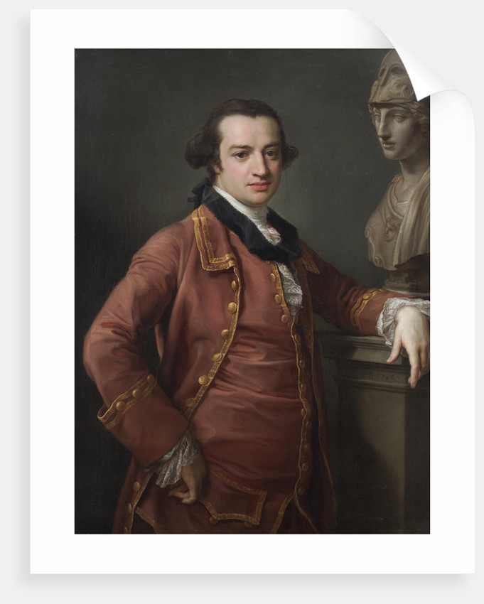 Portrait of John Monck by Pompeo Batoni