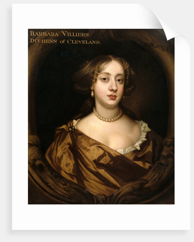 Portrait of Barbara Villiers, Duchess of Cleveland by Anonymous