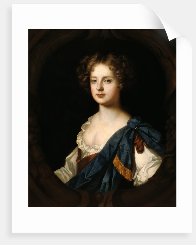 Portrait of Nell Gwynne by Anonymous