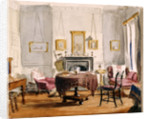 The Drawing Room at 59 Seymour Street by Matilda Sharpe
