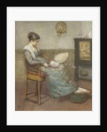 Meditation by Edward Frederick Brewtnall