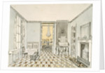 View of a drawing room by Anonymous