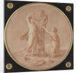 Dormio innocuus: vix impune expergefeoeris, A Sacrifice to Pan by William Wynne Ryland