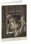 The Laundry Maid by Charles Dawe