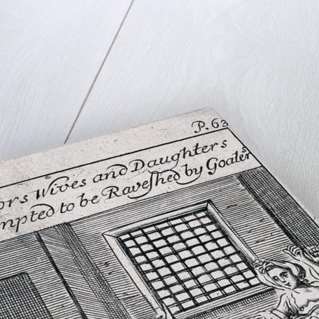 Fleet Prison, London by