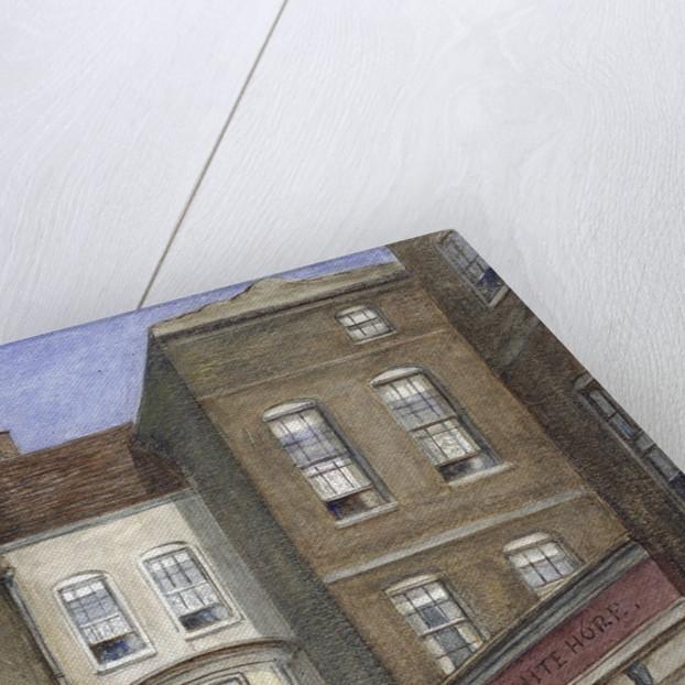 White Horse Inn, Fetter Lane, London by