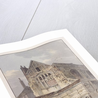 Leadenhall Chapel, London by George Shepherd