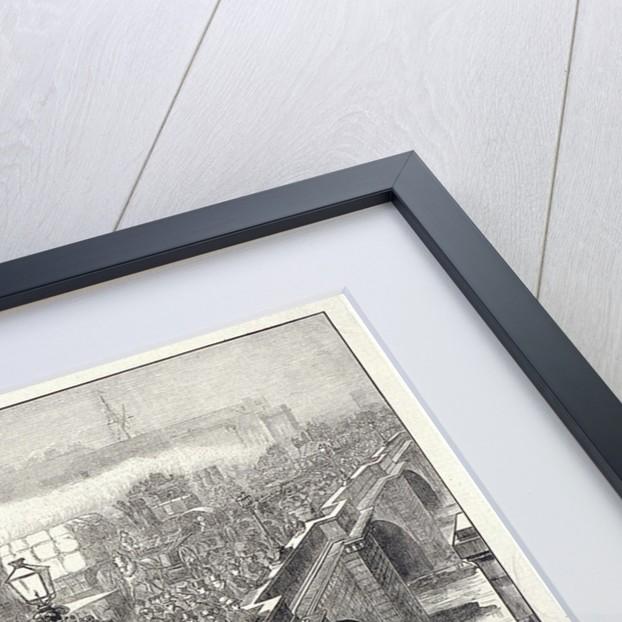London Bridge (new), London by Joseph Swain