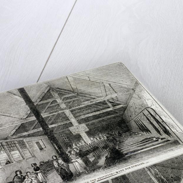 The Whitecross Street Prison for debtors, London by