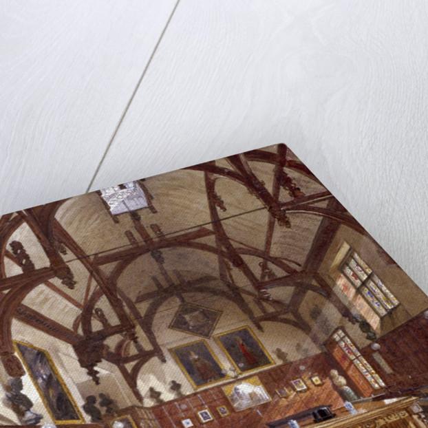 Staple Inn hall, London by