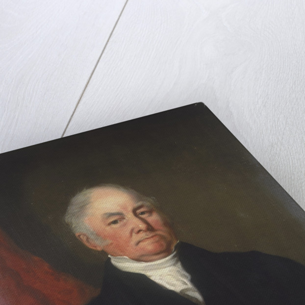 John Charles Kitching, Last Tide Carpenter of London Bridge by Anonymous