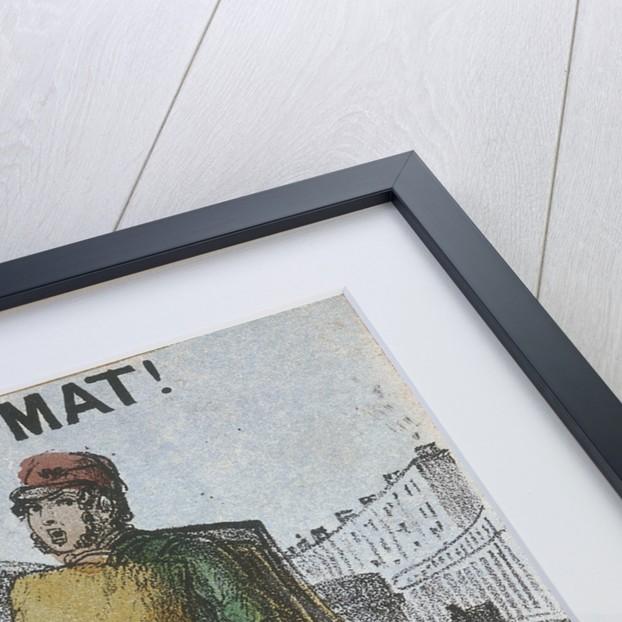 Buy a Door-mat!, Cries of London by TH Jones