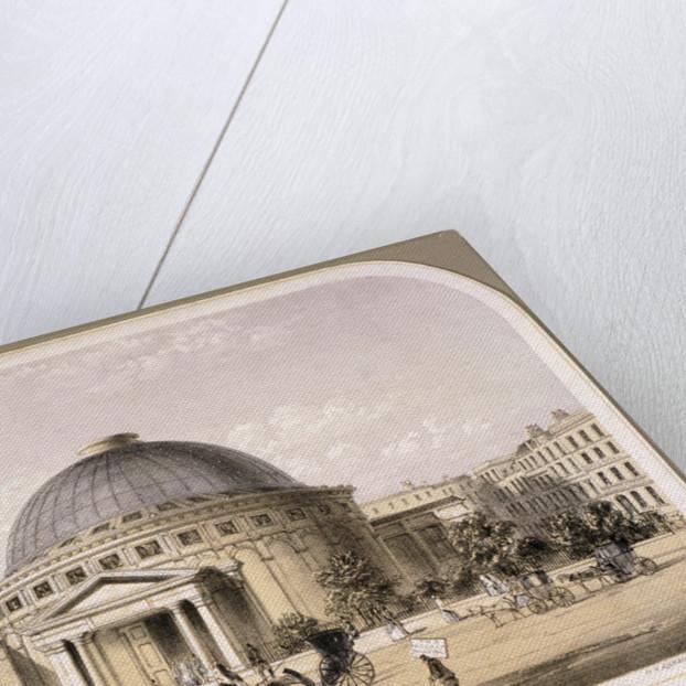 Wyld's Monster Globe by Robert S Groom
