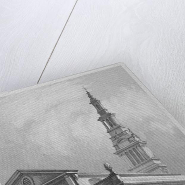 Christ Church, Newgate Street, City of London by