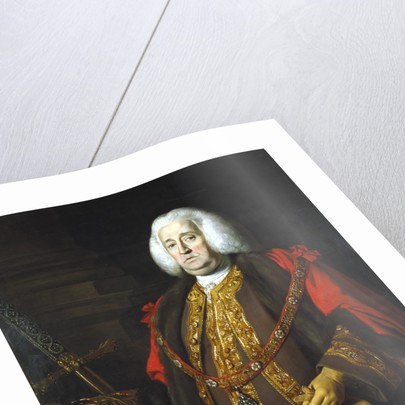 Sir Robert Kite, Lord Mayor 1766 by