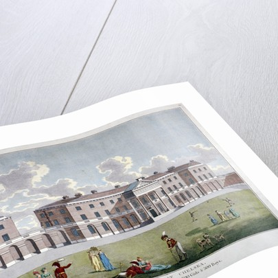 Royal Military Asylum, Chelsea, London by Anonymous