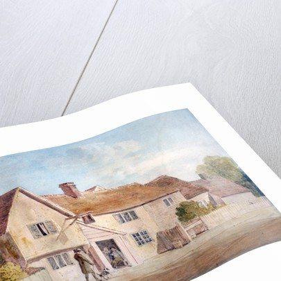 Cottages at Chadwell, Essex by