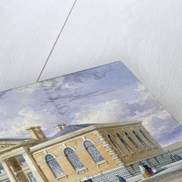 Lambeth Ragged School, Newport Street, Lambeth, London by Anonymous