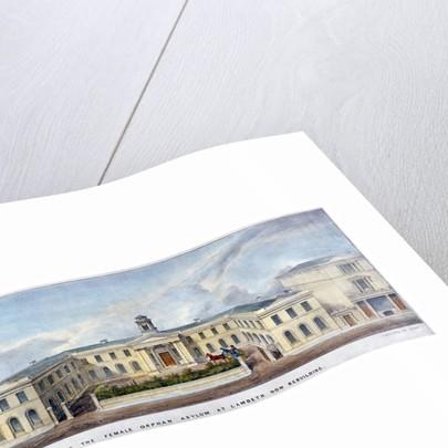 The Lambeth Asylum for Girls, London by Charles Ingrey