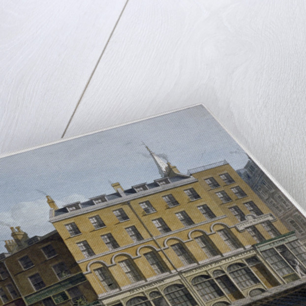 Cheapside, City of London by Robert Blemmell Schnebbelie