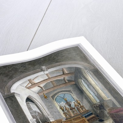 Sir Thomas More's Chapel, Chelsea Old Church, London by Anonymous