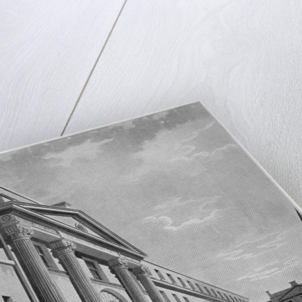 View of John Adam Street, Westminster, London by