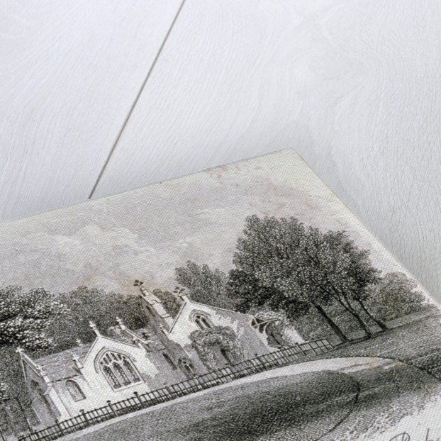 The Queen's private chapel in Windsor Great Park, Berkshire by