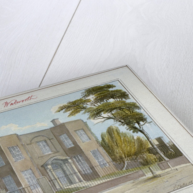 The Manor House, Newington, Southwark, London by