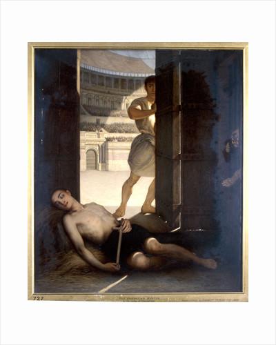 A Christian Martyr by Ernst Slingeneyer