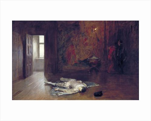 Silenced by John Seymour Lucas