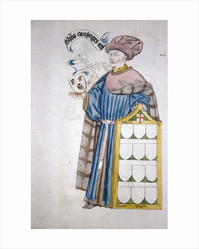 Thomas Canynges, Lord Mayor by Anonymous
