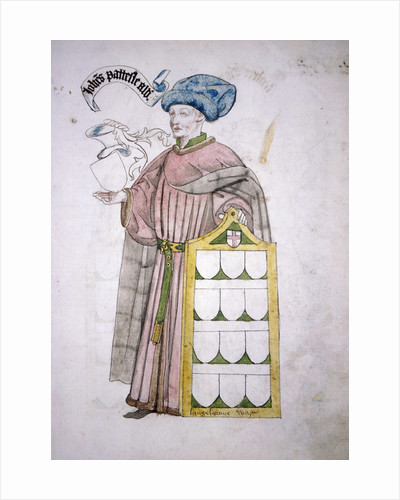 John Paddlesle, Lord Mayor by Anonymous