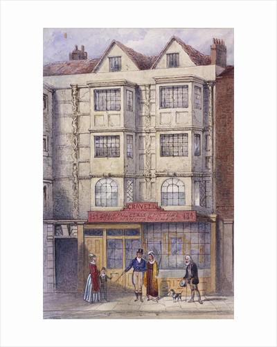 Aldersgate Street, London by Frederick Napoleon Shepherd