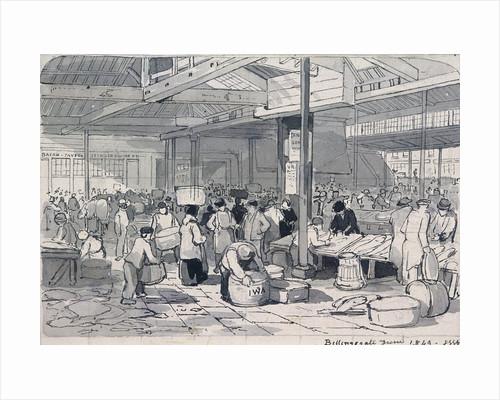 Billingsgate Market, London by IWA