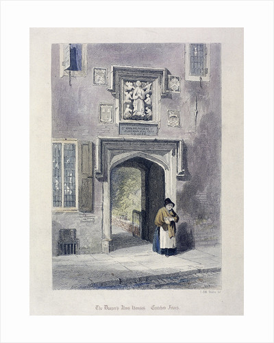 Crutched Friars, London by Anonymous