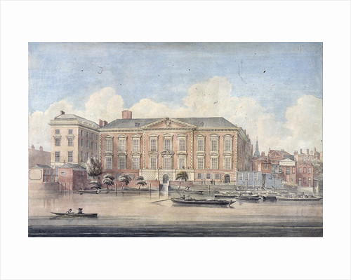 Fishmongers' Hall, London by G Yates