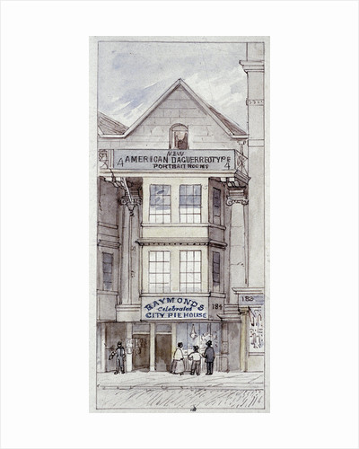 Raymond's City Pie House, Fleet Street, London by James Findlay