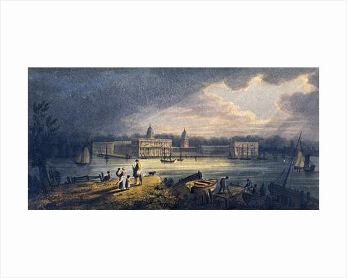 Greenwich Hospital, Greenwich, London by S Torres
