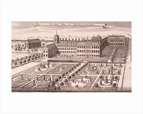 Kensington Palace, Kensington, London by T Vivares