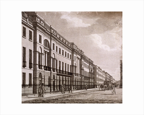 Fitzroy Square, St Pancras, London by Anonymous