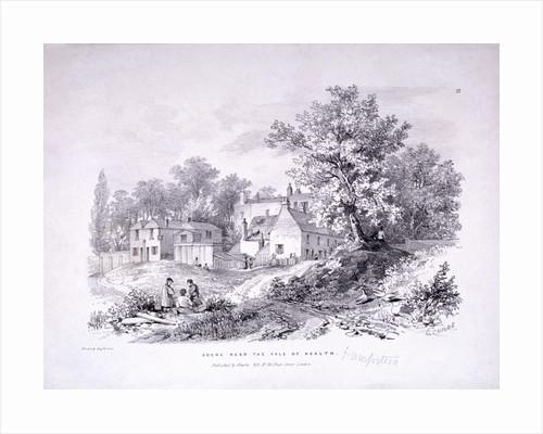 Hampstead Heath, Hampstead, London by Graf & Soret