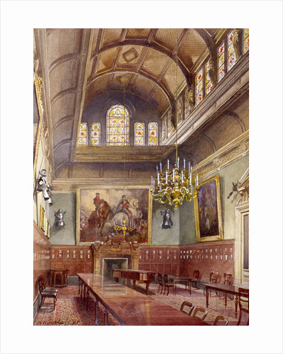 Armourers' and Brasiers' Hall, London by John Crowther