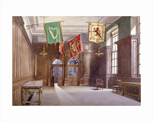 Bakers' Hall, Harp Lane, London by John Crowther